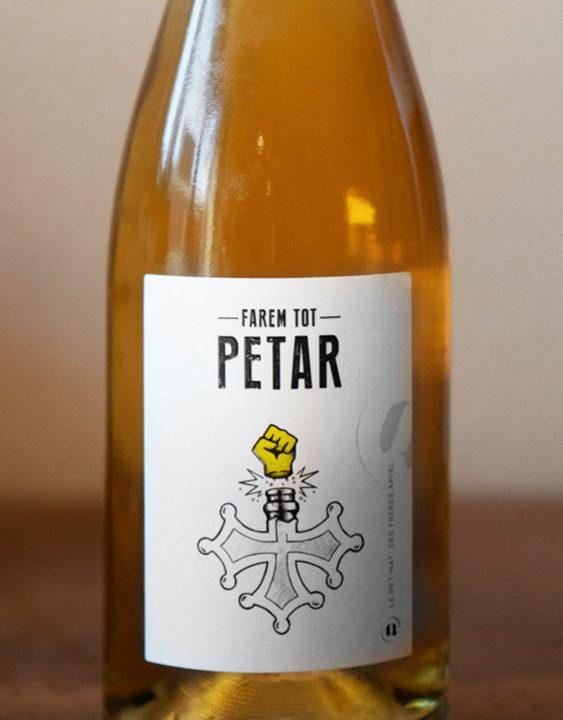 Farem Tot Petar 2019, blanc