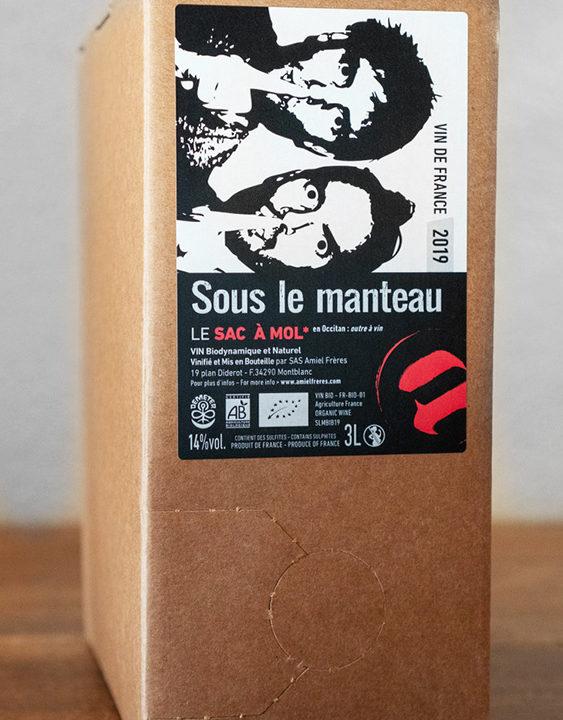 SLM Bag in box 3L